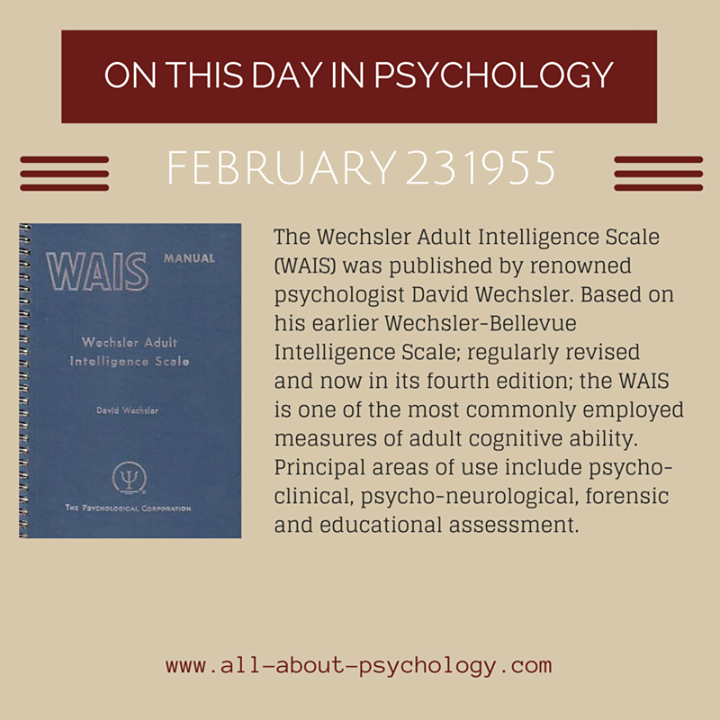 the wechsler intelligence scales The wechsler intelligence scale for children-fifth edition spanish (wisc-v spanish) is a culturally and linguistically valid test of cognitive ability for use with spanish-speaking children ages 6 through 16 years.