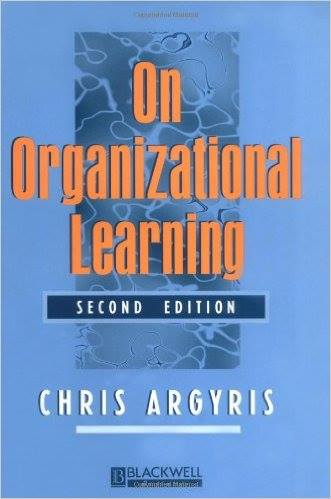 argyris c 1991 teaching smart people how to learn harvard business review 69 3 99 109